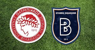Canli maç izle , Olympiakos - Medipol Başakşehir 13 Ağustos