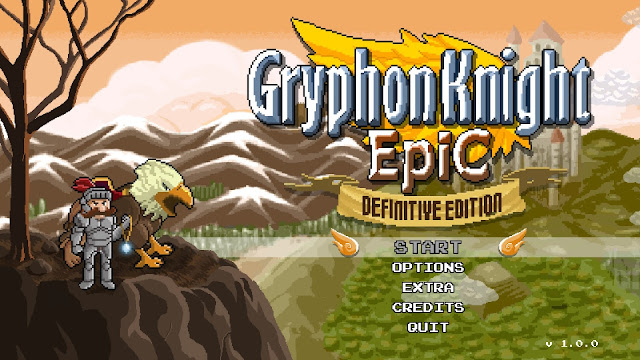 Gryphon Knight Epic Definitive Edition
