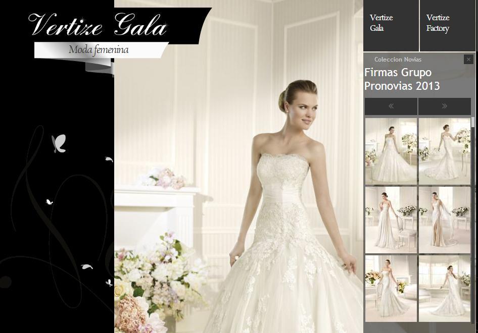 93f32035b Mi boda Gratis presenta a Vertize Gala - Blog Mi Boda
