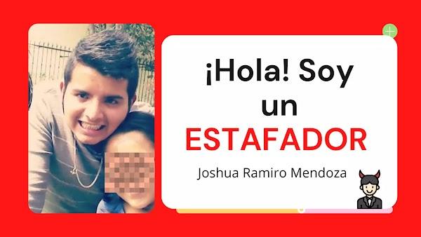 Cuidado con este ESTAFADOR: Joshua Ramiro | TRUCO MERCADO LIBRE
