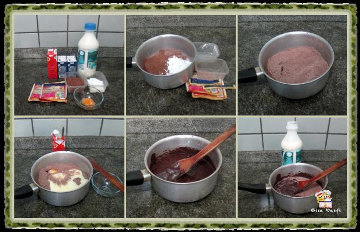 Creme de chocolate da Anete 3
