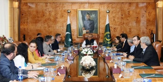 I Kashmir crisis, the President expressed gratitude for the support of the Turkish Government: