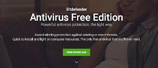 Antivirus Bitdefendef melindungi komputer