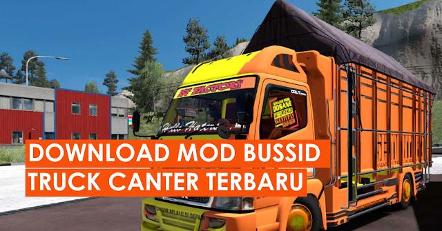 Dоwnlоаd Mоd Bussid Truck Cаntеr