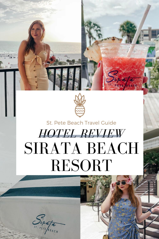 Hotel Review Sirata Beach Resort St. Pete Beach Staycation