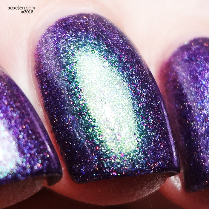 xoxoJen's swatch of Grace-full Polish Shakin All Joker