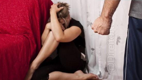mulher vitima violencia retirar queixa agressor