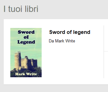 Come vendere un libro su Amazon Kindle