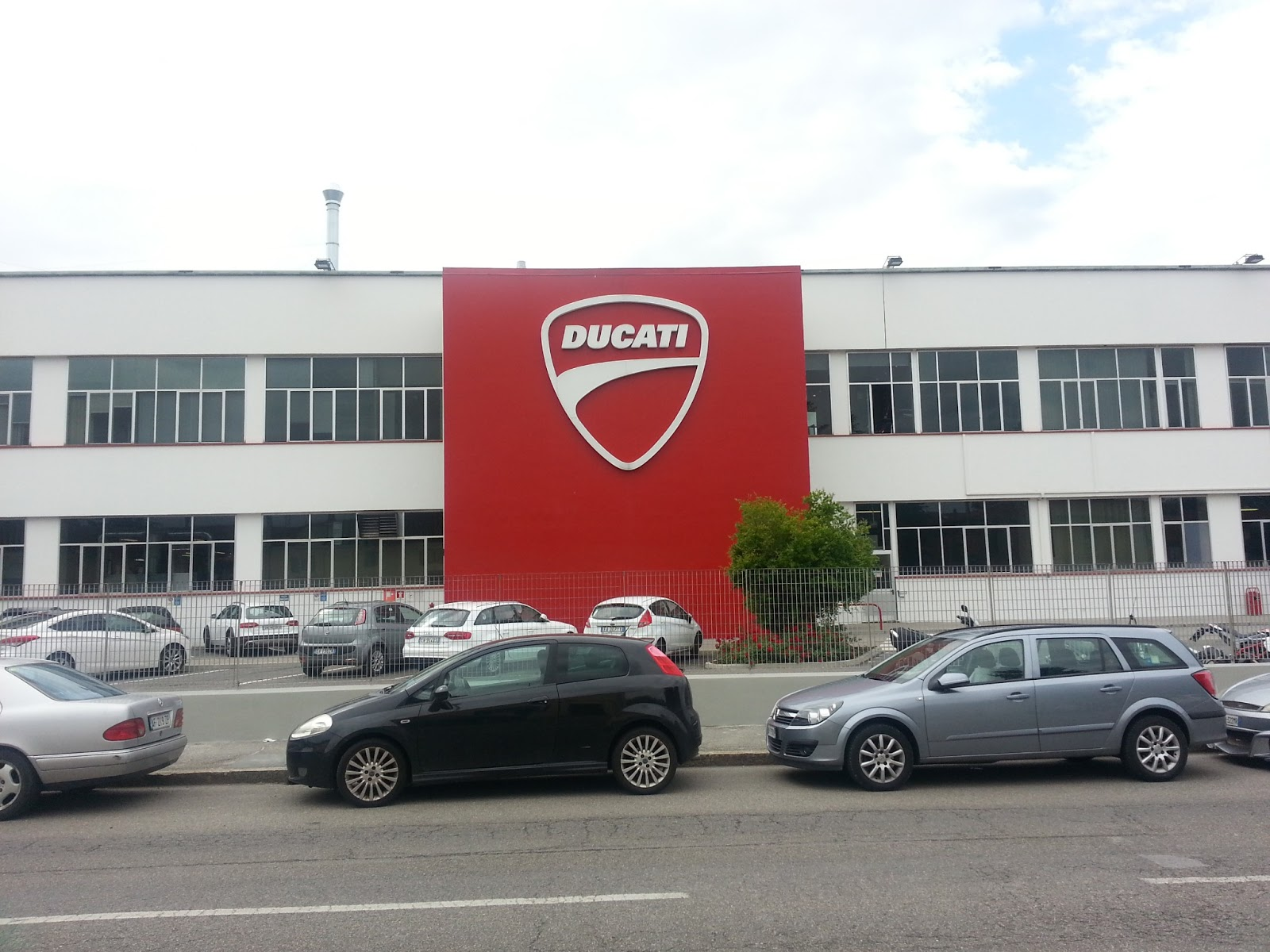 evil stig: the ducati museum and factory tour