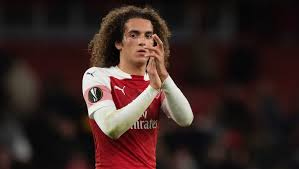 See How Matteo Guendouzi Laughed CRAZILY at Sokratis Papastathopoulos