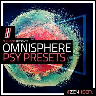 Zenhiser Omnisphere Psytrance Presets - Software Free