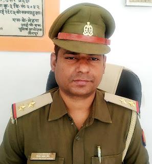बुरे कार्य से तौबा कर लें अपराधी वरना खैर नहींः विजय प्रताप सिंह  | #NayaSaberaNetwork