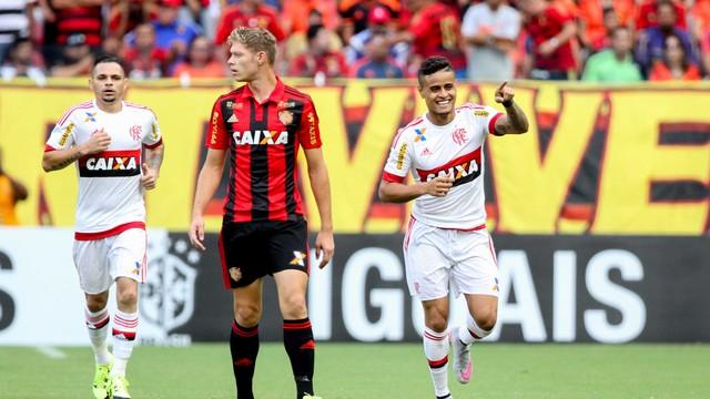 Horário do Jogo Sport x Flamengo no Brasileirão 2017 na Globo - 17/09/2017
