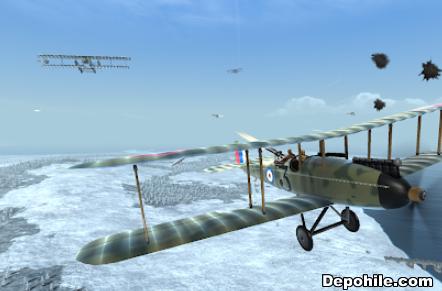 Warplanes WW1 Sky Aces v1.3 Altın, Benzin Hileli Apk İndir