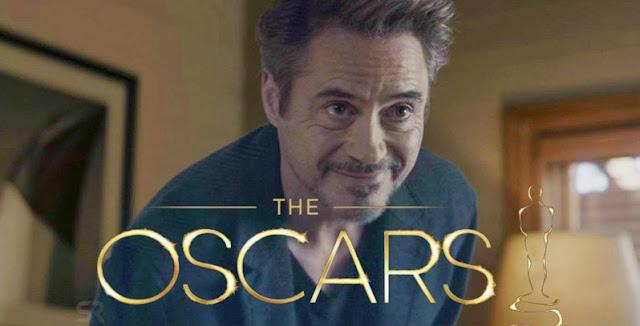 Disney Dukung RDJ Masuk Nominasi OSCAR untuk Endgame