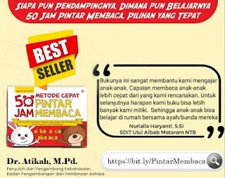 Buku Belajar Membaca untuk Anak Indonesia