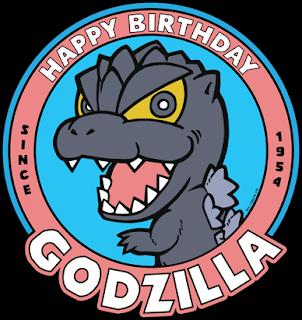 Godzilla's Birthday
