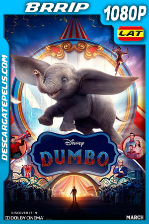 Dumbo (2019) BRrip 1080p Latino – Ingles