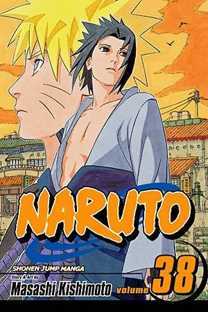 Naruto Tomo 38