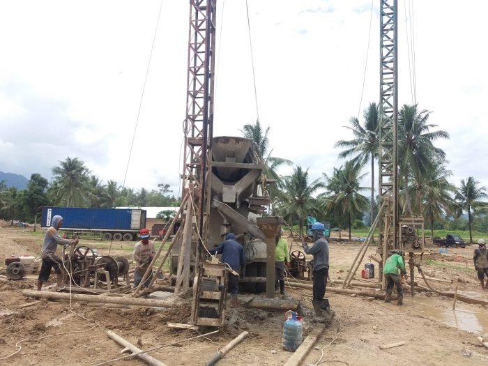 #1 Jasa Bore Pile / Strauss Pile Padang, Sumatera Barat Unggul