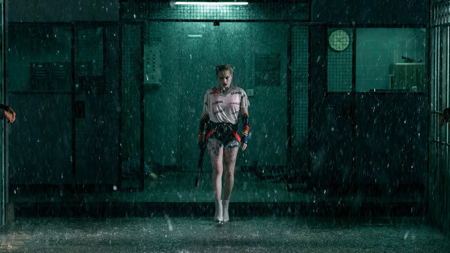 Birds of Prey, Movie, Harley Quinn, Margot Robbie, 4K, #7.1110