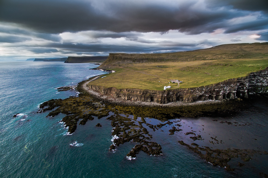Látrabjarg - 40 Reasons To Visit Iceland With A Drone