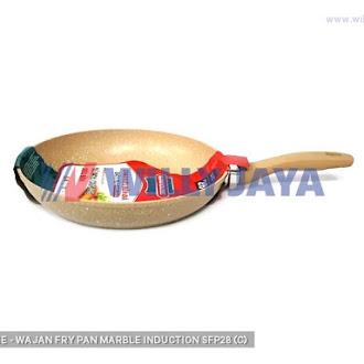 SUNHOUSE - WAJAN FRY PAN MARBLE INDUCTION SFP28 (C)