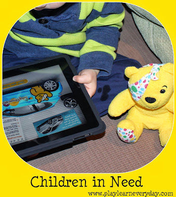 Children in Need - Play and Learn Every Day