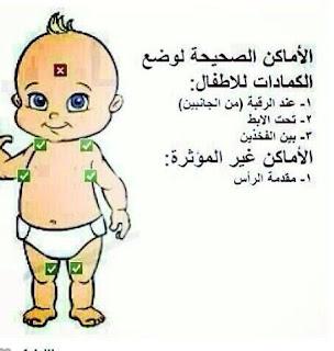 معلومات صحية للأطفال