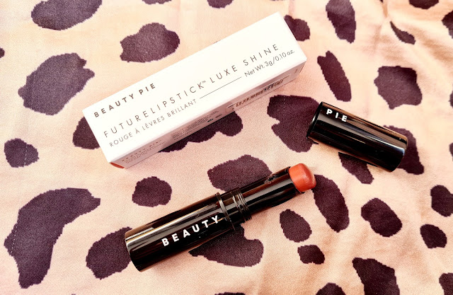 Beauty Pie Futurelipstick Luxe Shine Master Sweet review