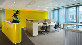 cách bố trí văn phòng giúp tăng hiệu quả làm việc