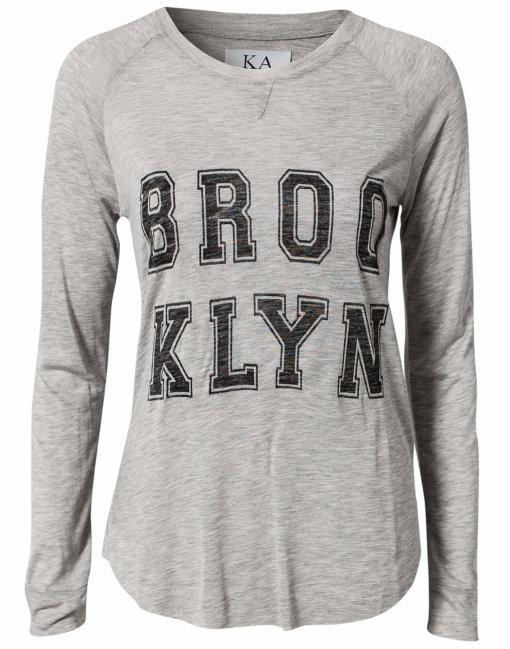 Brooklyn Long Sleeve Sweater