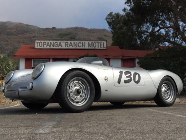 1955 Porsche 550 Spyder James Dean Tribute Buy Classic Volks