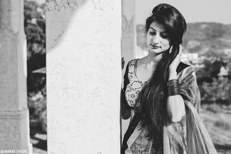 Fashion Shoot with Model - Suhani Amy Khator