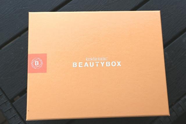 Lookfantastic beautybox heinäkuu 2020
