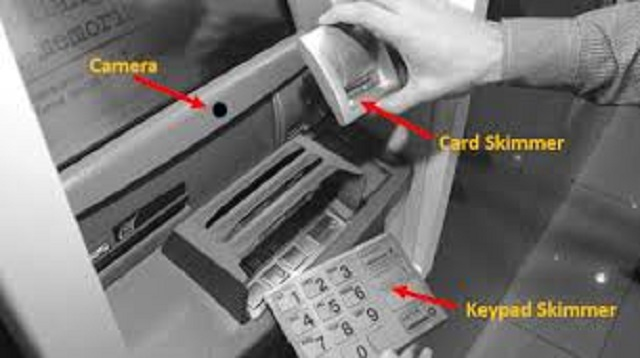 Cara Hack ATM