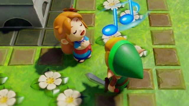 Link's Awakening ganha trailer próximo do lançamento