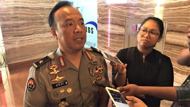 Polri Ancam Pihak yang Tuding Polisi Sebar Hoaks WA Anak STM