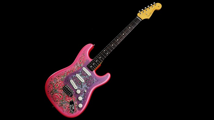 Fender Traditional 60s Stratocaster (Pink Paisley - Made in Japan)
