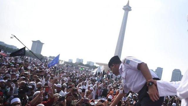 Gubernur Anies Akan Beri Sambutan di Reuni Akbar 212