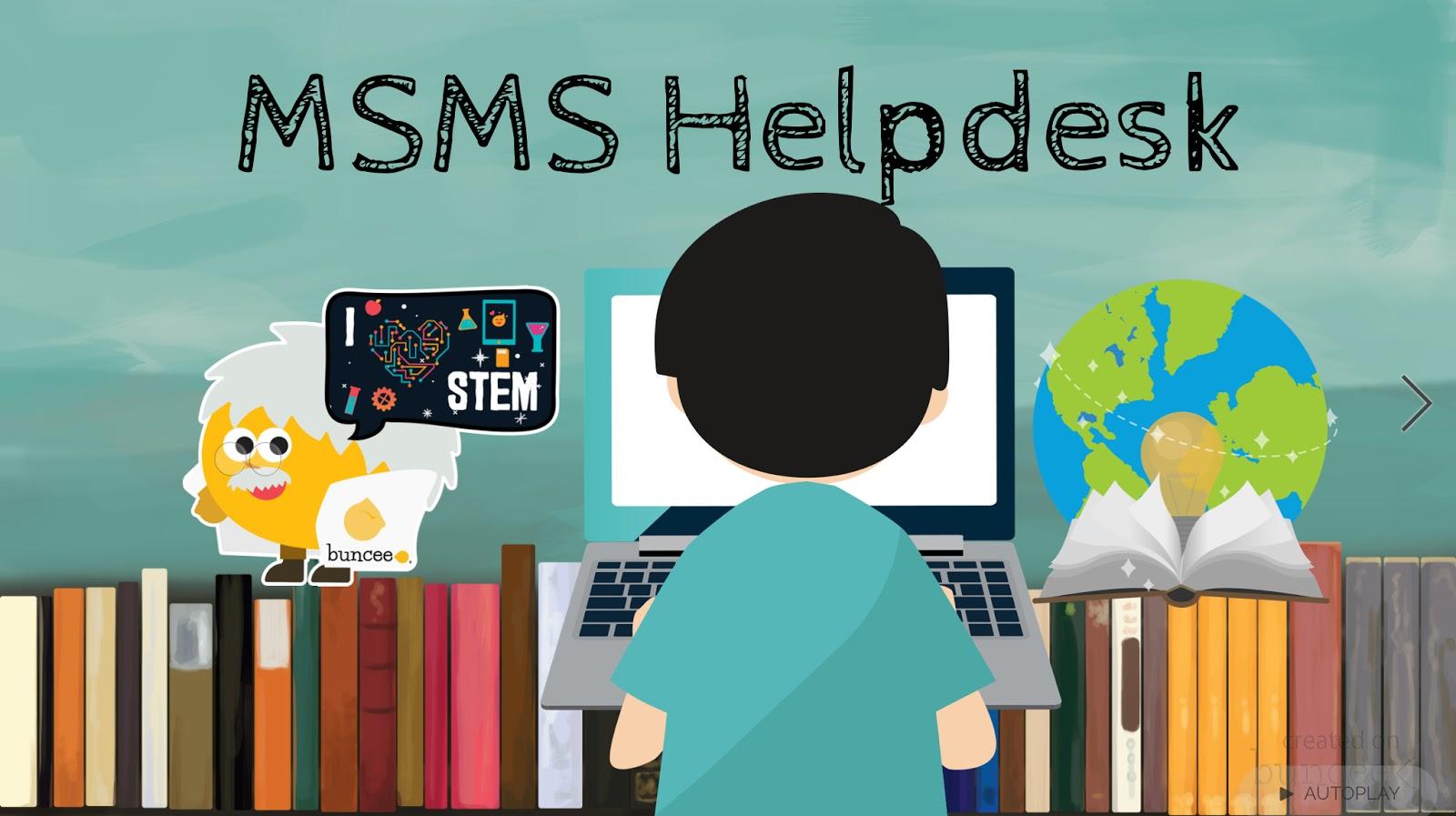msms homework blog