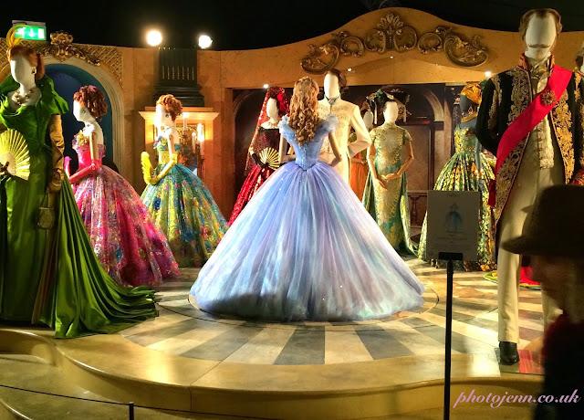 Cinderella-exhibition-leicester-square-london