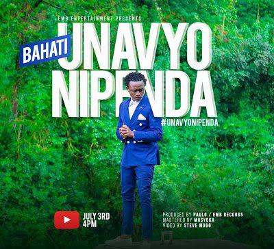 Bahati – Unavyonipenda