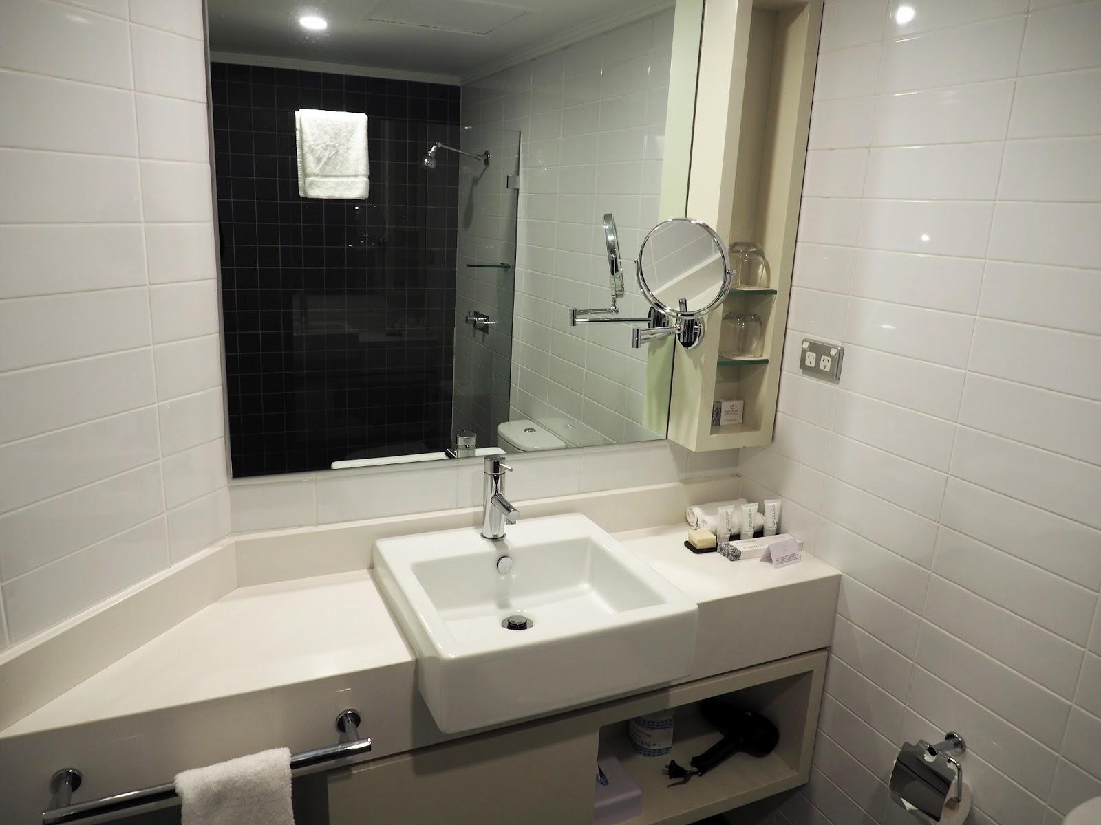 Bathroom at Rydges Sydney Central