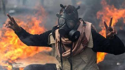 قتلى باشتباكات عنيفة بالعراق .. رصاص وقنابل واعتقالات (المظاهرات اليوم)