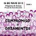 📣 Concentración Feminista: Compromiso = Orzamentos | 16may