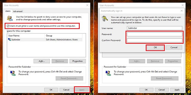 Cara Menghilangkan Password Di Laptop Windows 10 Anti Ribet