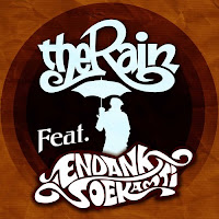 kunci gitar terlatih patah hati the rain feat endang soekamti chord lirik lagu