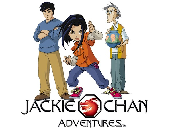 Jackie Chan Adventure's: Season 1 Episodes In Tamil