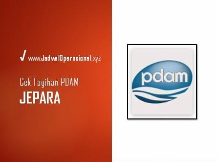 Cek Tagihan PDAM Jepara